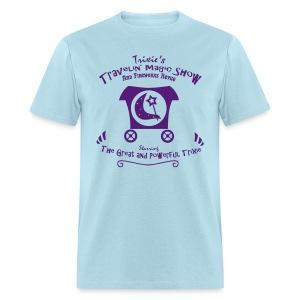 Magic and Fireworks - Men's T-Shirt