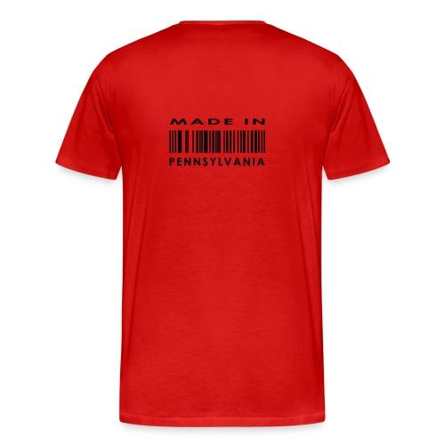 CoroPlanes Logo Shirt - Men's Premium T-Shirt