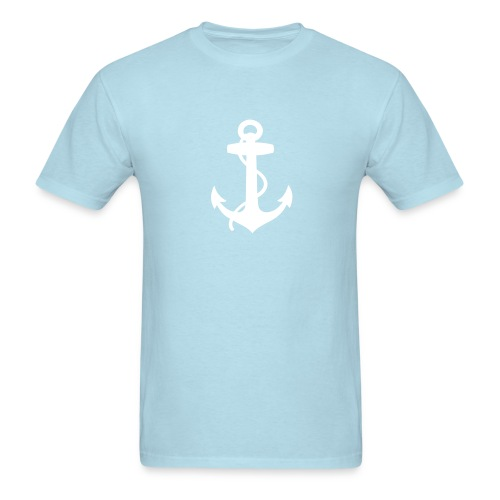 Men's T-Shirt - summer,sailing,riparian,nautical,casual,boat,beach