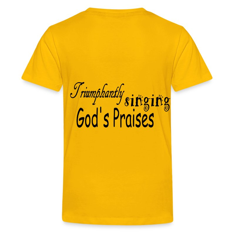 Our family is blessed - Kids' Premium T-Shirt