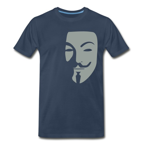 anon1 - Men's Premium T-Shirt