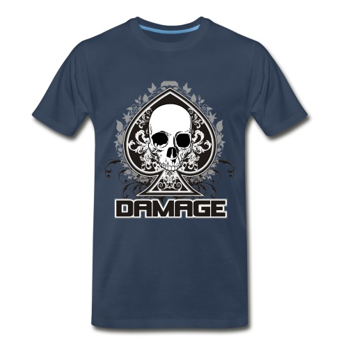 659 Lounge Damage - Men's Premium T-Shirt