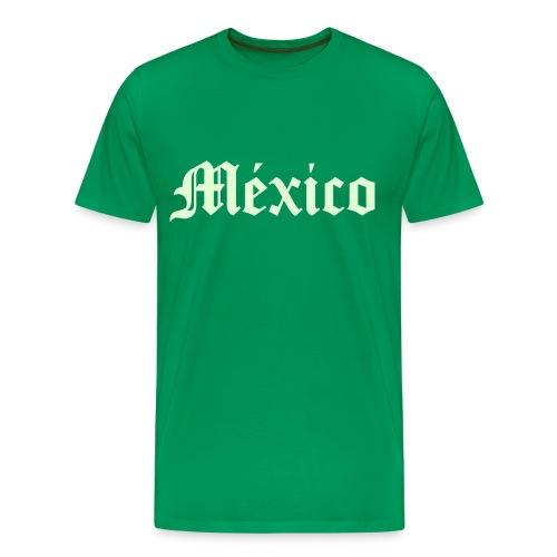 Soy Mexicano - Men's Premium T-Shirt