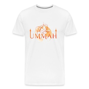 One Ummah T-Shirt - Men's Premium T-Shirt