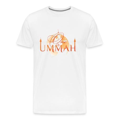 One Ummah T-Shirt - Men's Premium T-Shirt