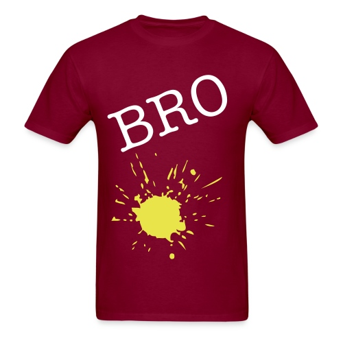 BRO - Men's T-Shirt