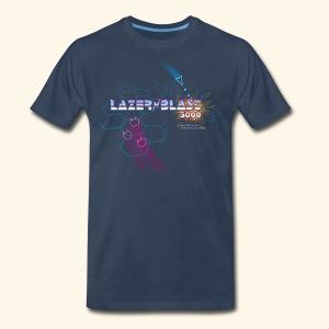 LazerBlast 3000 - Men's Premium T-Shirt