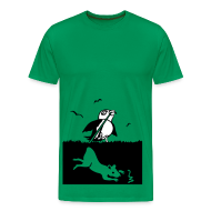 T-Shirts ~ Men's Premium T-Shirt ~ Early Bird