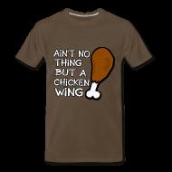 T-Shirts ~ Men's Premium T-Shirt ~ Ain't No Thing Men's T
