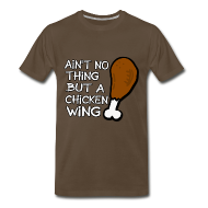 T-Shirts ~ Men's Premium T-Shirt ~ Ain't No Thing Men's T