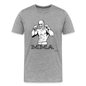 MMA  - Men's Premium T-Shirt