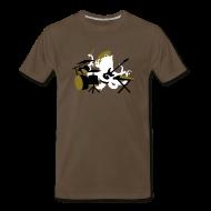 T-Shirts ~ Men's Premium T-Shirt ~ Rocktopus-Mens