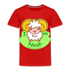 I am Noah - Toddler Premium T-Shirt