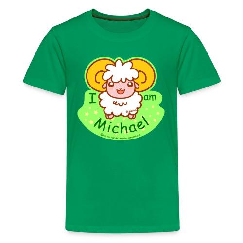 I am Michael - Kids' Premium T-Shirt