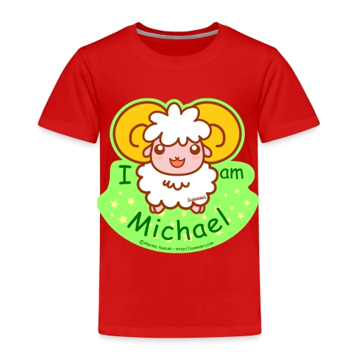 I am Michael - Toddler Premium T-Shirt