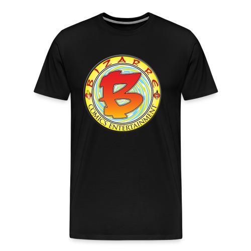 Bizarre Comics Logo - Men's Premium T-Shirt