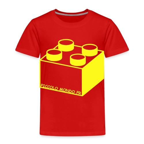PICCOLO BLOCK TODDLER - Toddler Premium T-Shirt
