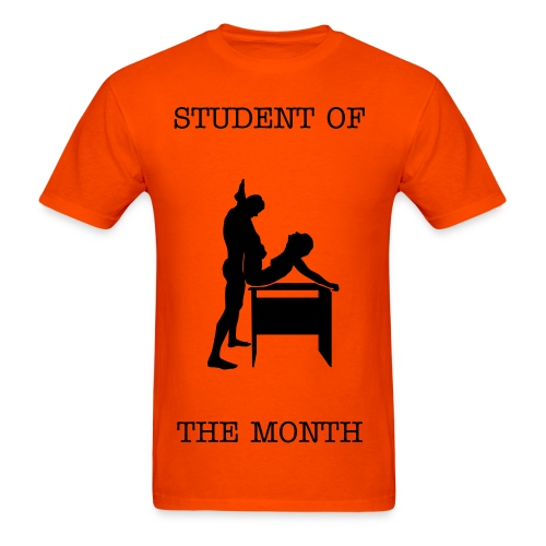 STUDENT OF THE MONTH - Men's T-Shirt