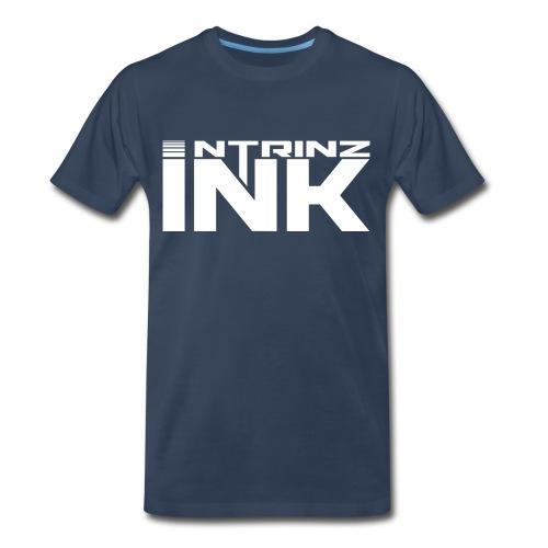 Intrinz Ink Logo 3XL - Men's Premium T-Shirt