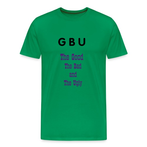GBU AKA - Men's Premium T-Shirt