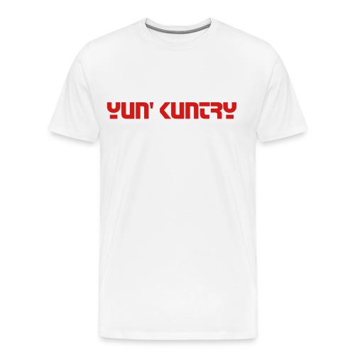 Yun Kuntry G Tee - Men's Premium T-Shirt