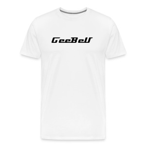 GeeBeU New logo - Men's Premium T-Shirt