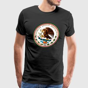 Estados Unidos Mexicanos - Men's Premium T-Shirt