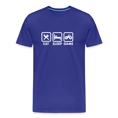 Eat sleep game T-Shirts
