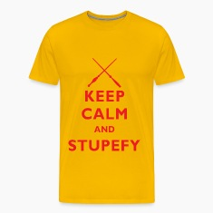 Keep Calm And Stupefy