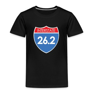 Interstate 26.2 - Toddler Premium T-Shirt