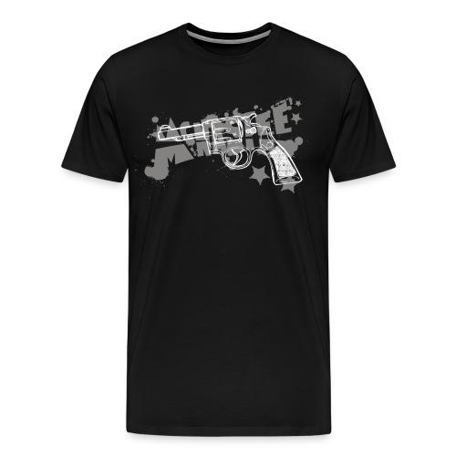 McNastee - Great Plains Drifter 3XL - Men's Premium T-Shirt