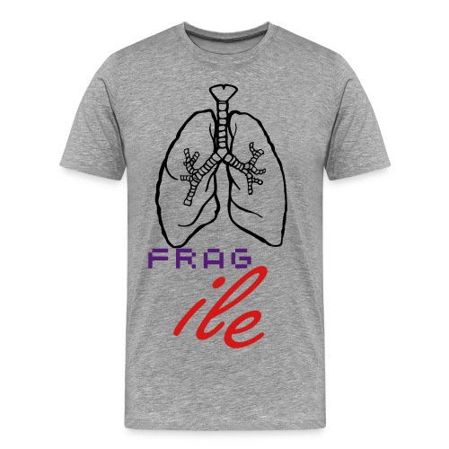 Breathe TEE - Men's Premium T-Shirt