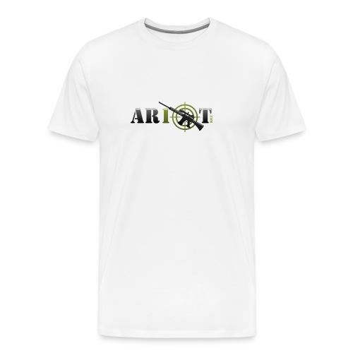 AR10T.com - Heavyweight T-Shirt - Men's Premium T-Shirt