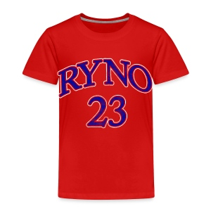 Ryno 23 - Toddler Premium T-Shirt