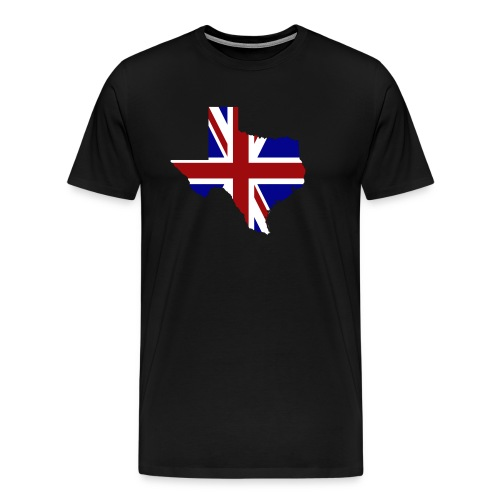 British Texas - Men's Premium T-Shirt