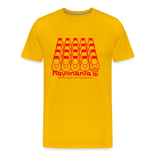 Mayota Full - Men's Premium T-Shirt