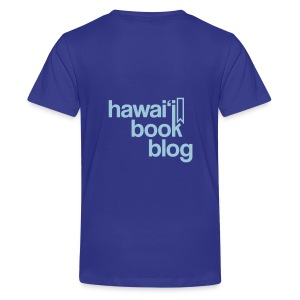 (Hawaiian) Heaven Weeps The Earth Lives - Kids' Premium T-Shirt