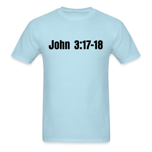 Another Great Omission T-Shirt - Men's T-Shirt