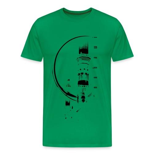 Men's Nabawi Mosque T-Shirt - Men's Premium T-Shirt