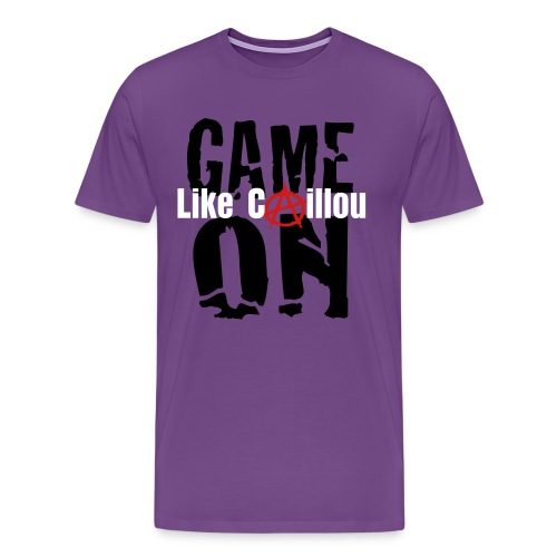 Like Caillou - Men's Premium T-Shirt