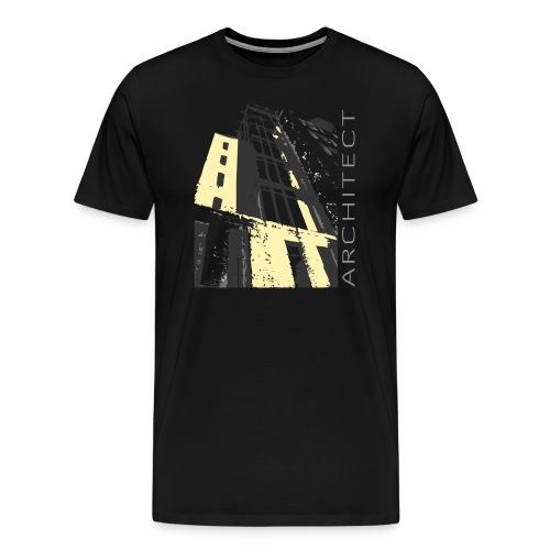 A3 - Architect 1 - Men's Premium T-Shirt