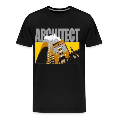 A3 - Architect 2 - Men's Premium T-Shirt