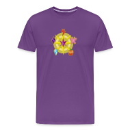 T-Shirts ~ Men's Premium T-Shirt ~ Dormant elements