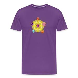 Dormant elements - Men's Premium T-Shirt