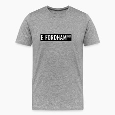Fordham Road New York City T-shirt