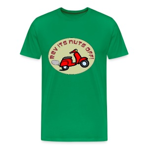 Rev Its Nuts Off! men's T - Men's Premium T-Shirt