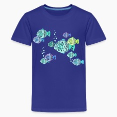 LUCKY FISH | children's shirt