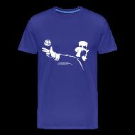 T-Shirts ~ Men's Premium T-Shirt ~ POC 1 Logo Shirt