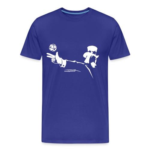 POC 1 Logo Shirt - Men's Premium T-Shirt
