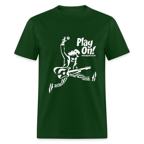 POC 3 Logo T-shirt - Men's T-Shirt
